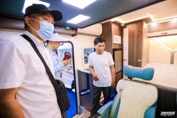 2021第二届中国(南京)国际房车露营博览会开幕插图6