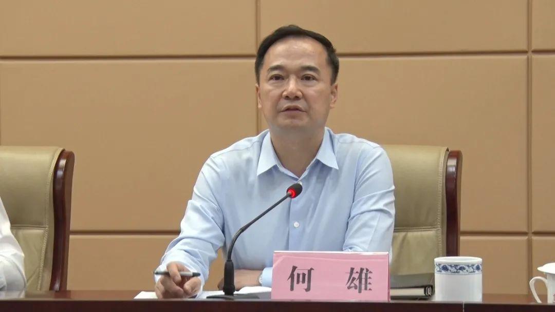 河南省发展改革系统优化营商环境会议上,何雄透露了哪些重要信息?缩略图