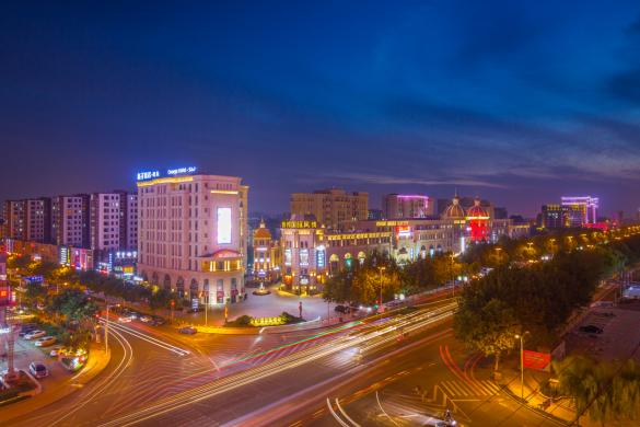 """青岛市城阳区评为""""2021中国夜经济繁荣百佳县市""""缩略图"""