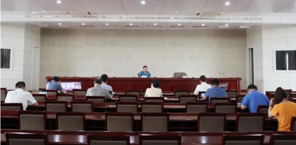 河北省工业和信息化厅召开全省工业投资技改投资项目建设视频调度会插图