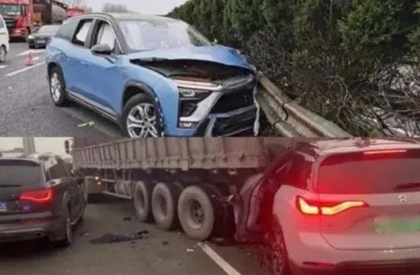 国产蔚来电动汽车被曝发生多起事故插图2
