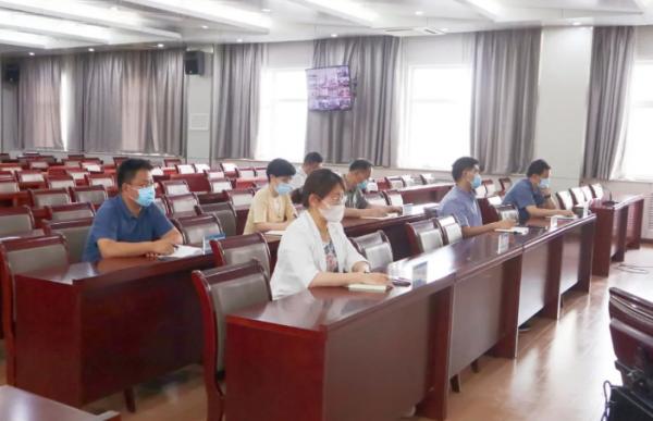 河北省工业和信息化厅召开全省工业投资技改投资项目建设视频调度会插图3