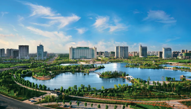 山东临沂:数据活起来 城市更智慧缩略图