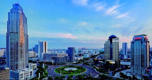 滨海新区13项指标成为全国标杆缩略图
