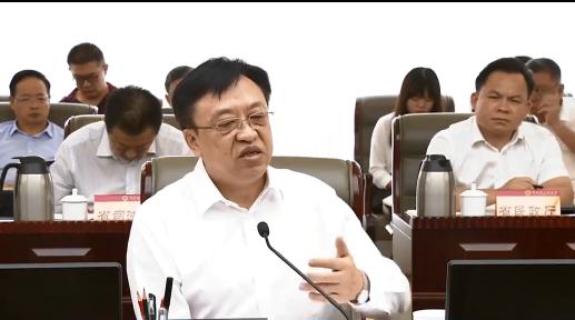 """海南省省长:不回避历史遗留问题,做到""""件件有落实、事事有答复""""缩略图"""