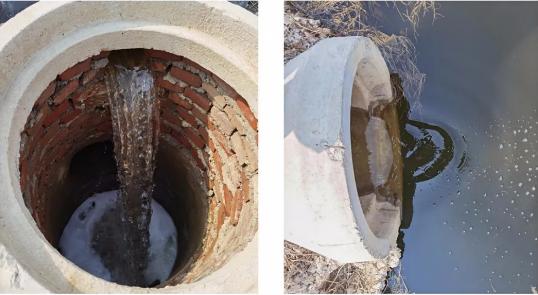 泰安市宁阳化工产业园被曝长期直排工业污水 有指标超标逾36倍缩略图