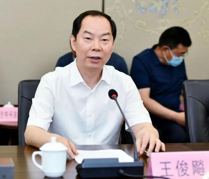 长治市长王俊飚接受审查 3个月前优化营商环境督导组进驻长治缩略图