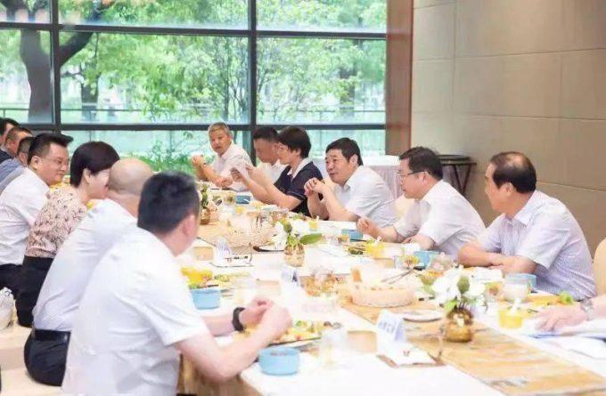 """滁州""""三会一准""""机制收集并解决企业所遇问题 办结率达94.1%缩略图"""