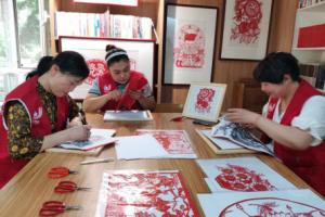 """青岛市城阳区开展""""优秀传统文化""""进万家活动缩略图"""