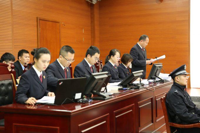 """广西检察机关开展""""靶向""""服务 为企业进行维权援助缩略图"""