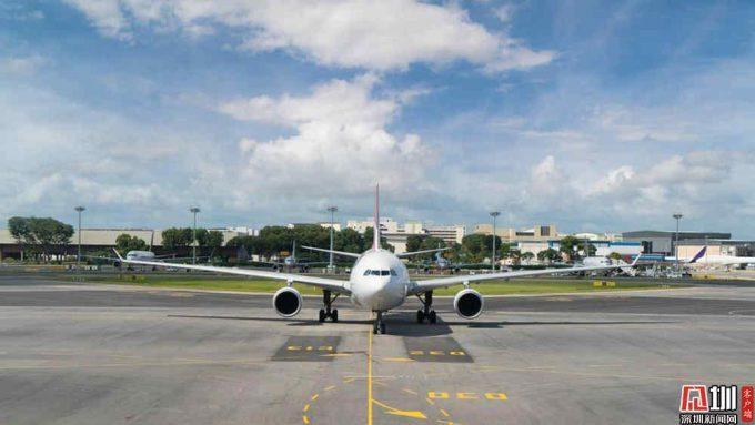 我国民用运输机场覆盖92%以上的地级市 9年新增58个机场缩略图