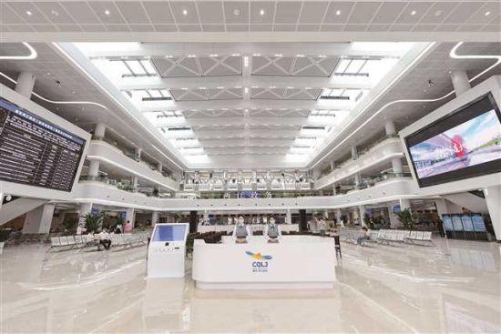 """重庆两江新区罗蔺:优化营商环境是事关""""国之大者""""的重要任务缩略图"""