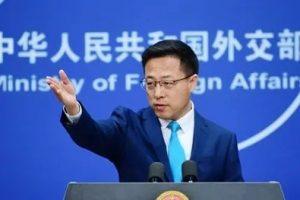 赵立坚:中国打造高水平对外开放的步伐会越来越大缩略图