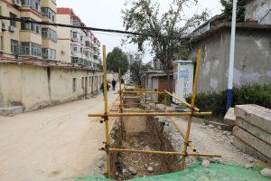 济南市平阴县榆山街道小区改造提升,有效解决顽症痼疾缩略图